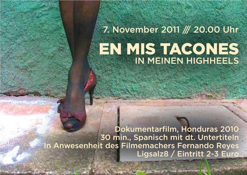 Dokumentarfilm: En mis Tacones - Auf meinen Highheels